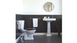 P&R Fristående Toalettborste