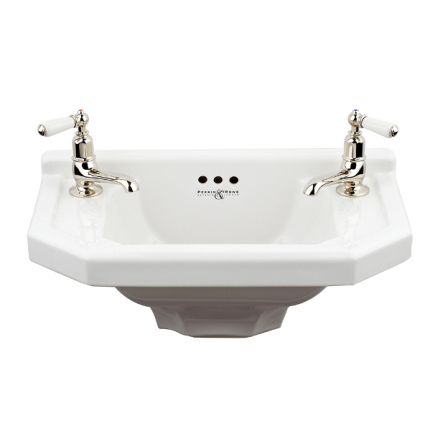 "Powder room basin ""Deco"""