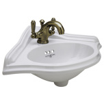 Handfat Corner basin