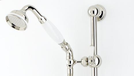 P & R Duschhandtag m slang - Vinklat