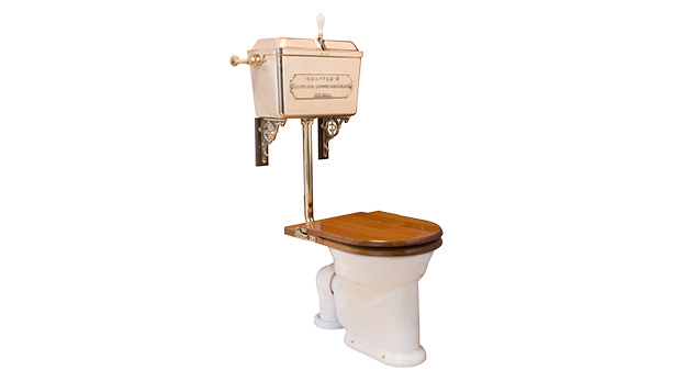 Toaletter - Thomas Crapper