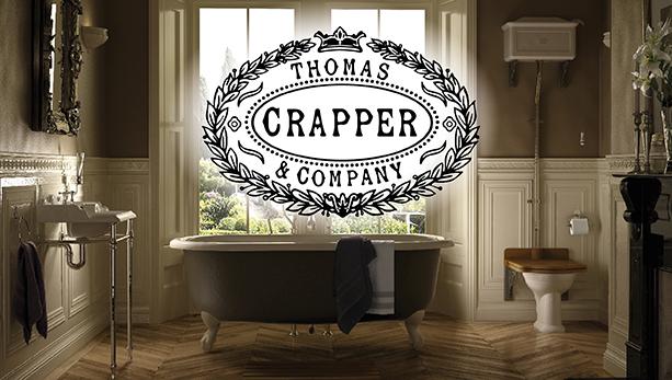 Thomas Crapper Badrum