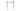 Handfat La Chapelle 57 cm - Benställning