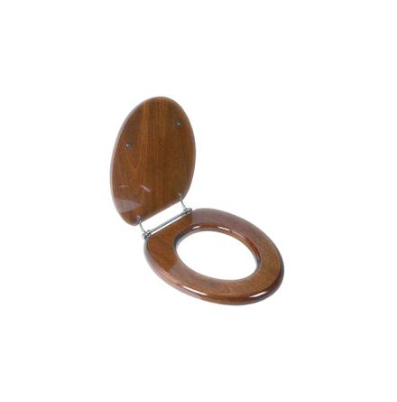 WC Sits - Mahogany