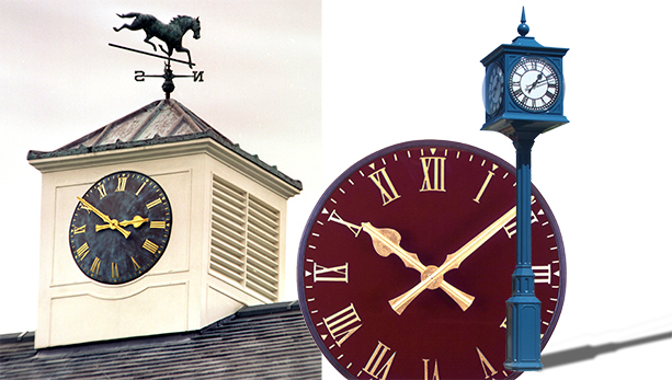 Klockor & Klocktorn