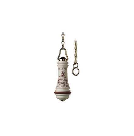 Thomas Crapper Pull & Chain
