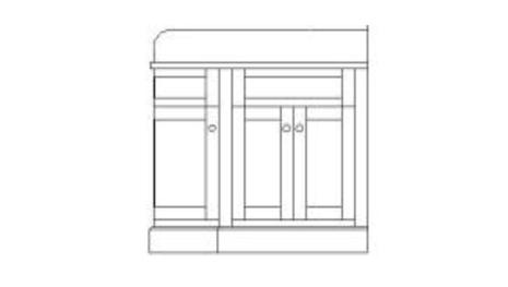 Cotswold - 3 dörrar (vägg)