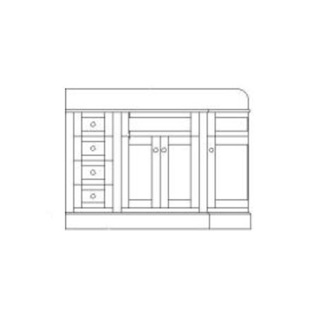 Cotswold - 3+4 (vägg)