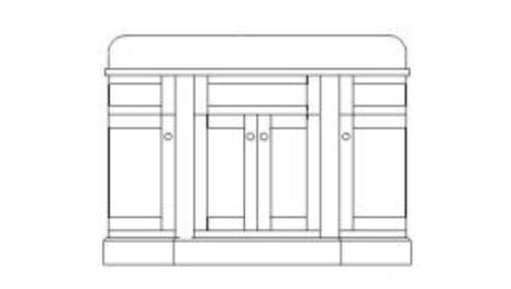 Cotswold - 4 dörrar