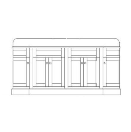 Cotswold - 6 dörrar