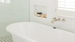 P&R BathFiller 3580 - Pewter