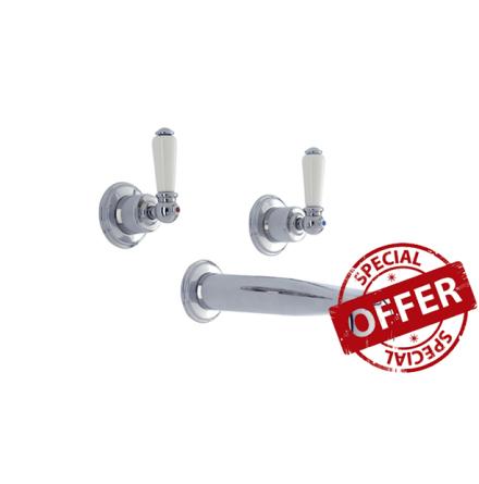 P&R BathFiller 3580 - Krom