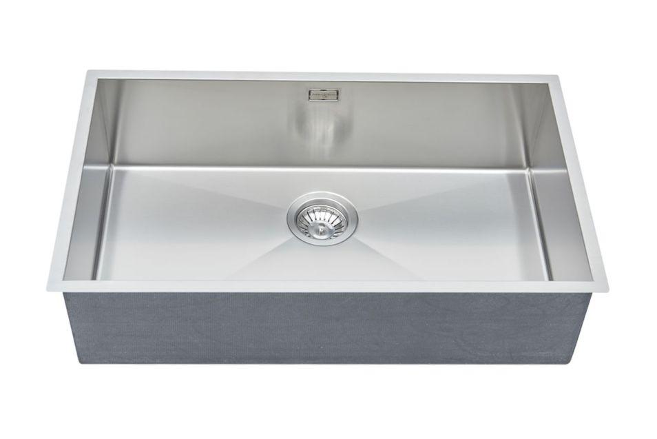Köksvaskar - Rostfritt stål