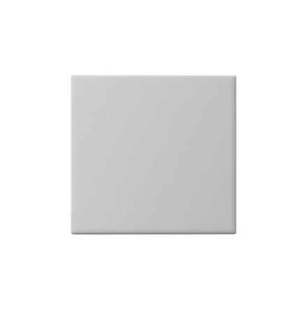 Slätt kakel 152x152 mm, vit