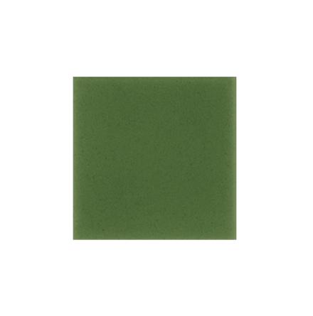 Slätt kakel 152x152 mm, Apple green