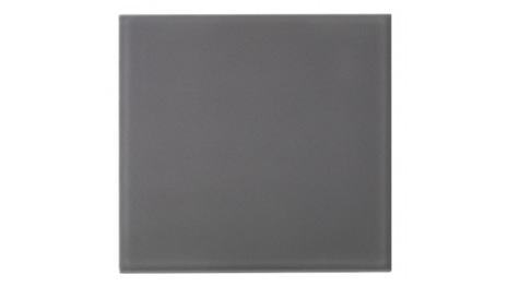 Slätt kakel 152x152 mm, Victorian grey