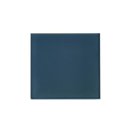 Slätt kakel 152x152 mm, Bluebell