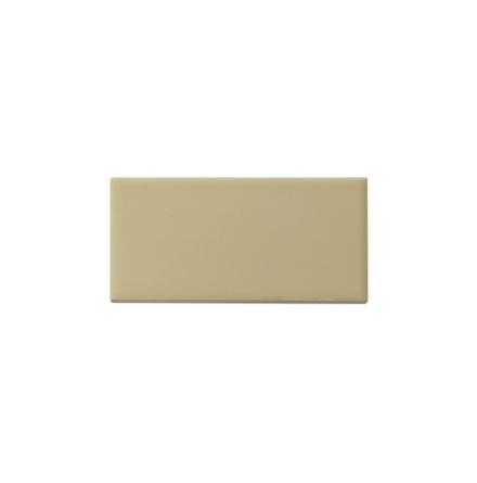 Slätt kakel 152x76 mm, Primrose