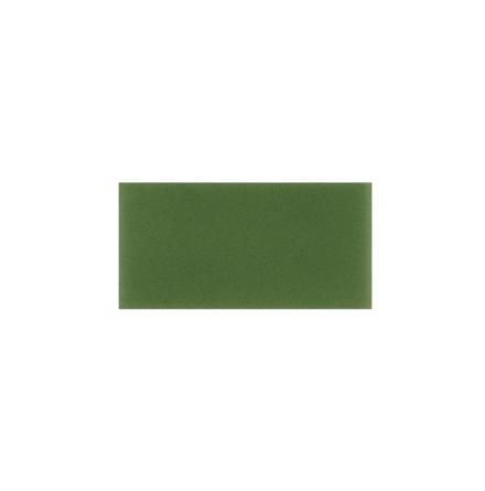 Slätt kakel 152x76 mm, Apple green