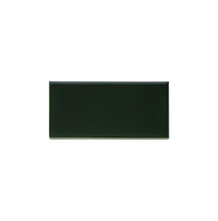 Slätt kakel 152x76 mm, Victorian green