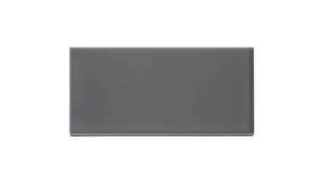 Slätt kakel 152x76 mm, Victorian grey