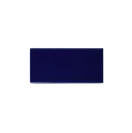 Slätt kakel 152x76 mm, Victorian blue