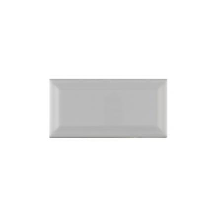 Kakel med fasad kant (slaktarkakel) 150x75x10 mm, Vit