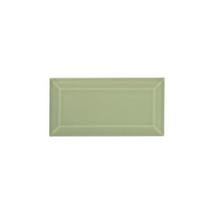 Kakel med fasad kant (slaktarkakel) 150x75x10 mm, Mint