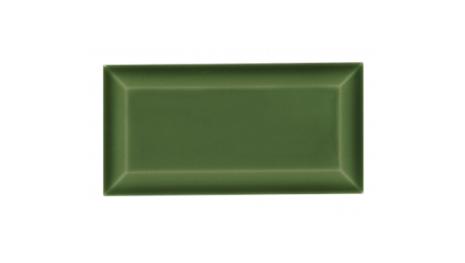 Kakel med fasad kant (slaktarkakel) 150x75x10 mm, Apple green