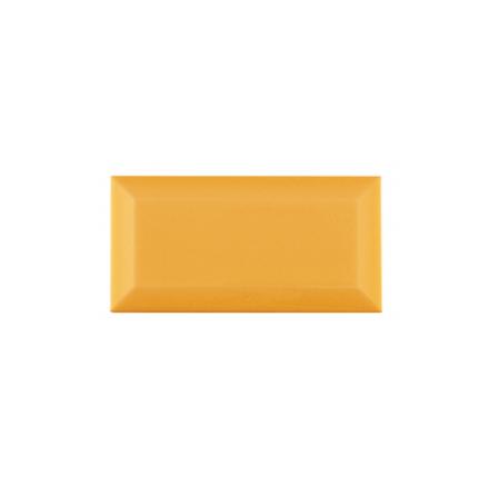 Kakel med fasad kant (slaktarkakel) 150x75x10 mm, Inca gold