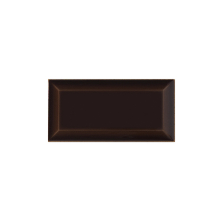 Kakel med fasad kant (slaktarkakel) 150x75x10 mm, Teapot brown
