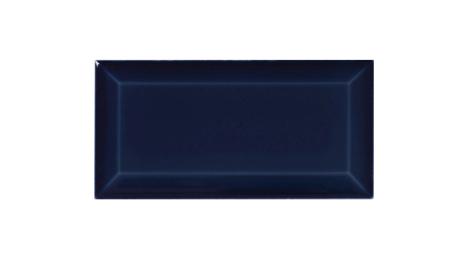 Kakel med fasad kant (slaktarkakel) 150x75x10 mm, Victorian black