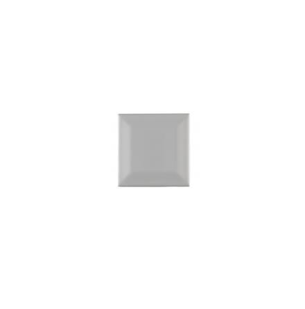 Kakel med fasad kant (slaktarkakel) 75x75x10 mm, Vit