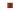 Kakel med fasad kant (slaktarkakel) 75x75x10 mm, Victorian brown