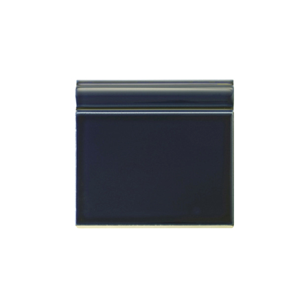 Golvsockel 152x152 mm, Midnight Blue