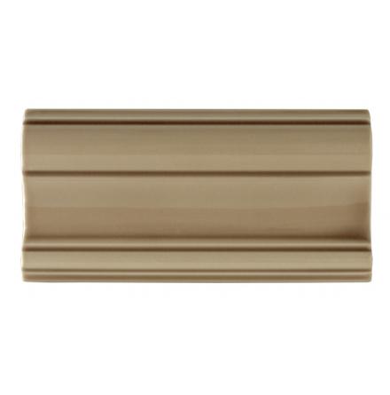 Bröstlist Classic 152x76 mm, Cappucino