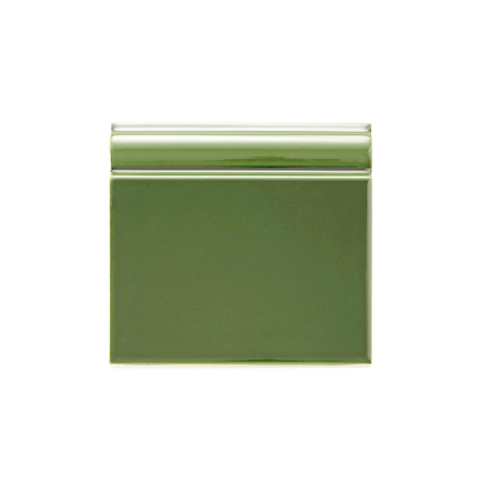 Golvsockel 152x152 mm, Apple Green