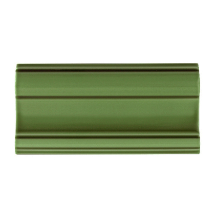 Bröstlist Classic 152x76 mm, Jade