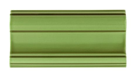 Bröstlist Classic 152x76 mm, Apple Green