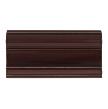 Bröstlist Classic 152x76 mm, Claret