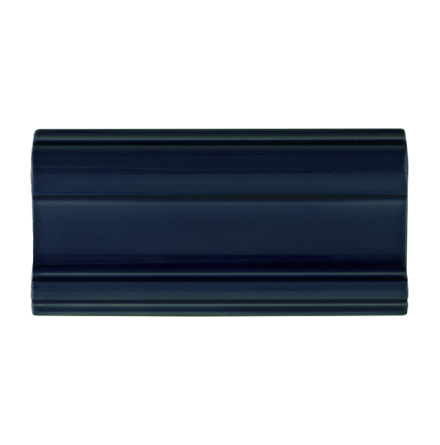 Bröstlist Classic 152x76 mm, Midnight Blue