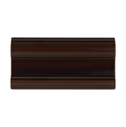 Bröstlist Classic 152x76 mm, Teapot Brown