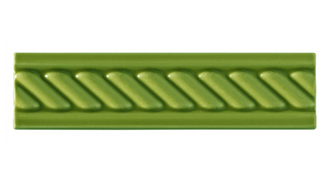 List ´Cable´ 152x34 mm, Apple Green