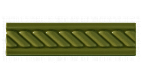 List ´Cable´ 152x34 mm, Jade