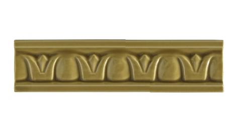 List ´Crown´ 152x34 mm, Avocado