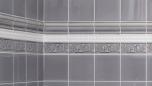 List ´Crown´ 152x34 mm, Cappucino