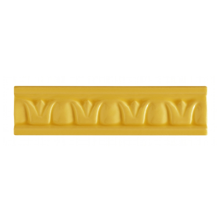List ´Crown´ 152x34 mm, Inca Gold