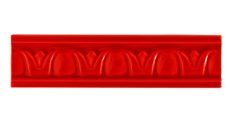 List ´Crown´ 152x34 mm, Red