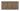 Kakel list Thistle 152x76 mm, Mocha