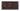 Kakel list Thistle 152x76 mm, Claret